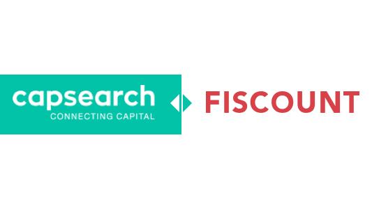 Samenwerking Fiscount en Capsearch van start